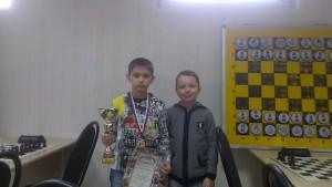 Виктор Баратов и Павел Руднев