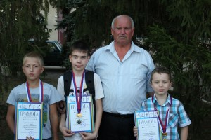 слева на прово И.Сметана М.Лемешкина П.Руднев
